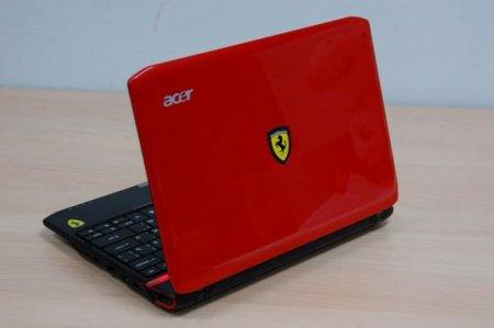 Нетбук Ferrari One от Acer