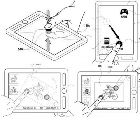 Двухсторонние сенсорные экраны для планшетных ПК