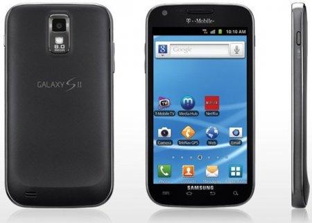 Samsung выпустил бета-версию Android 4.0 для Galaxy S II
