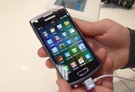 Стартовала новинка: смартфон Samsung S8600 Wave 3 на bada 2.0