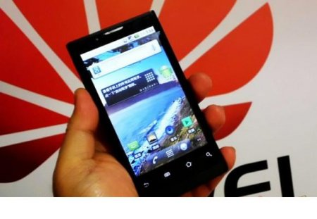 Huawei выпустила новый смартфон U9000