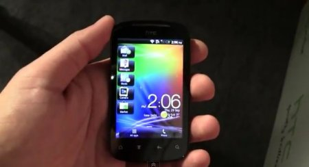 В России стартовали продажи недорогого смартфона HTC Expl