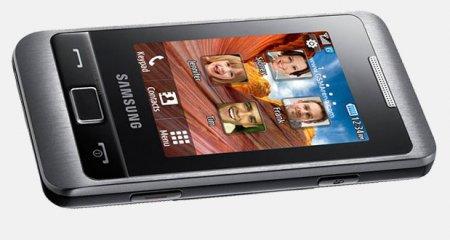 Второй дешевый тачфон от Samsung