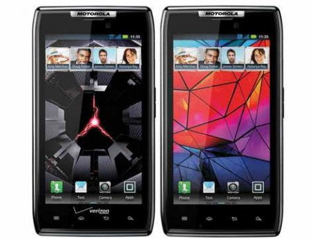 Представлена Motorola RAZR на Android