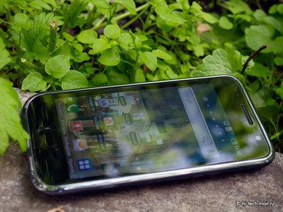 Samsung улучшила «галактический» смартфон