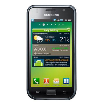 Улучшенный Samsung Galaxy S появится в России в начале мая