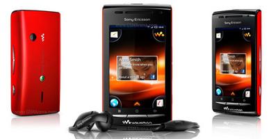 Sony Ericsson анонсировала Walkman-смартфон
