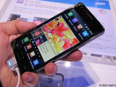 Samsung определилась с датой релиза своего суперфона