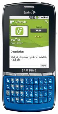 Samsung представила два самых экологически чистых смартфона