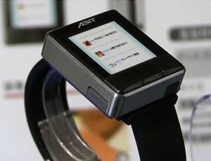 Часы-телефон в ретро стиле с функциями смартфона
