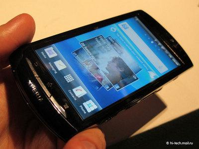 Трагедия в Японии негативно отразилась на Sony Ericsson