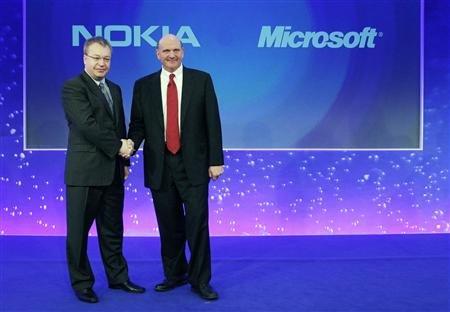 Соглашение Nokia и Microsoft не касается выпуска планшетов?
