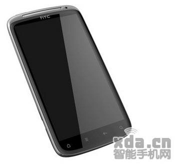 Первые фото смартфона HTC на базе Android 3.0
