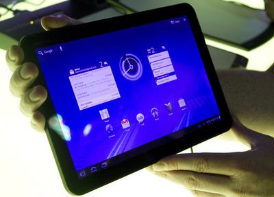 Motorola Xoom появится в Европе только весной?