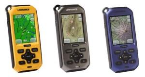 Новые GPS навигаторы серии Lowrance