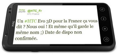 3D-смартфон HTC доберется до «Старого Света»