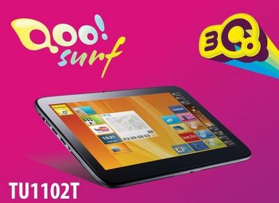 3Q представила планшеты на MeeGo