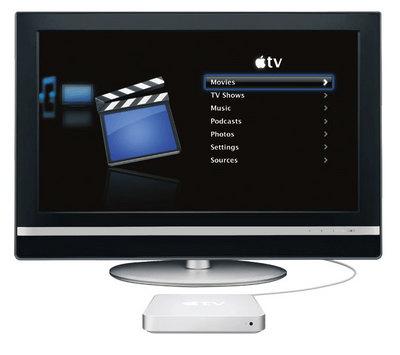 Apple выпустит свой телевизор