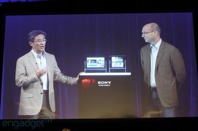 Уникальные планшеты Sony