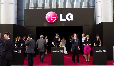 LG представила 3D-телевизоры CINEMA 3D