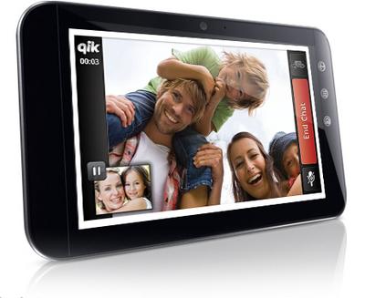 Dell отложила выпуск 10-дюймового планшета