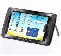 Archos 70 – первый интернет-планшетник с ОС Android с 250 гигабайтами