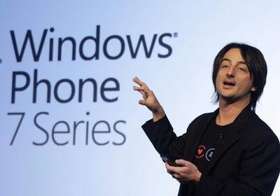 В медленном обновлении Windows Phone 7 виноваты производители