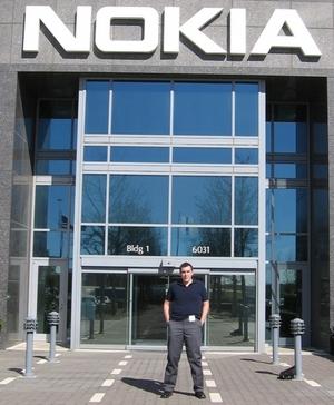 Доля Nokia вновь сократилась