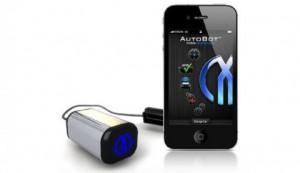 Autobot позволяет управлять автомобилем при помощи смартфона