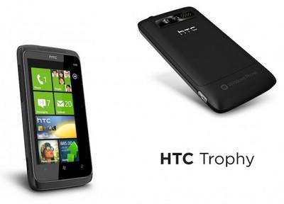 Windows-смартфон HTC отправили в стратосферу