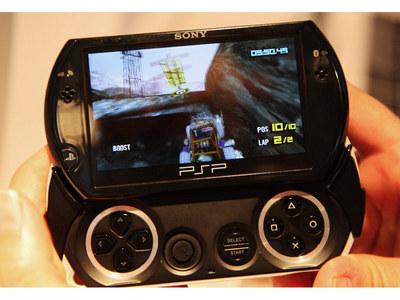Sony отправила PSP Go на полку истории