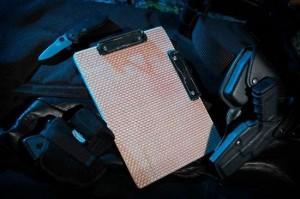 Пуленепробиваемый планшет