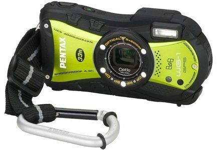 Защищенная компакт-камера Pentax Optio WG-1