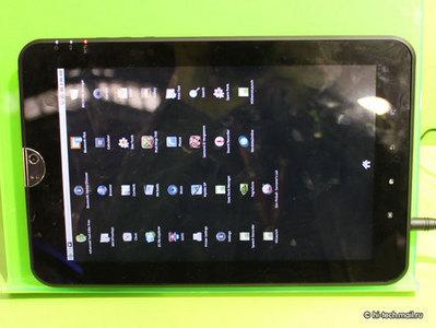 Toshiba назвала имя своего планшета