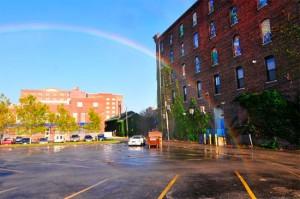 Машина для создания радуги