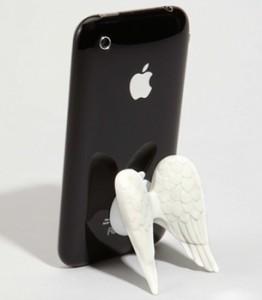 Подставка для iPhone – крылья ангела