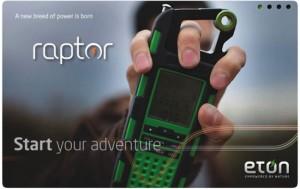 Eton Raptor даст вам возможность всегда быть на связи