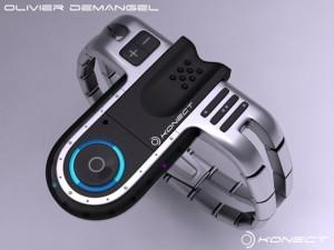 USB часы Konect