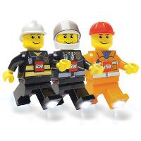 LEGO фигурки – фонарики