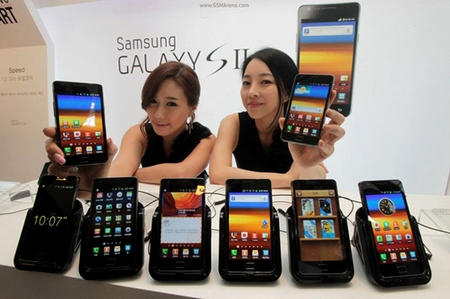 В Samsung найдена «дыра» для слежки за пользователями