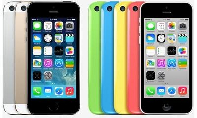 Описание IPhone 5s и 5c