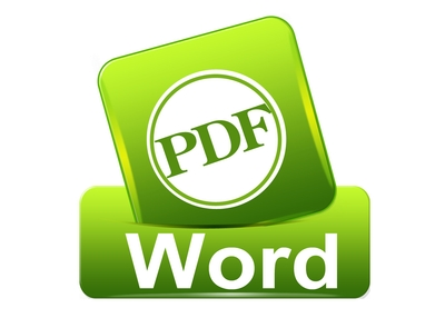 PDF2Word – программа редактирования PDF-документов