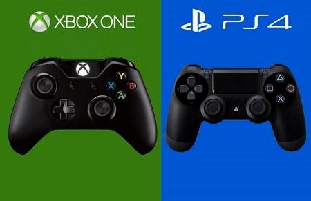 PS4 покупают больше чем Xbox One