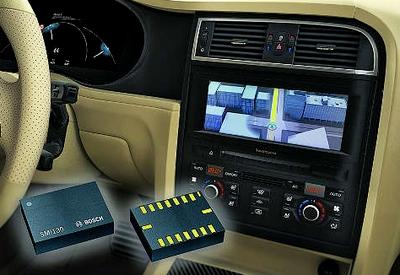 Навигаторы от Bosch