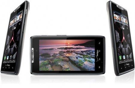 Motorola представила RAZR на Android