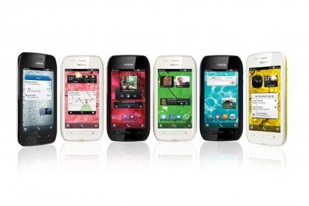 Nokia презентовала молодежный Symbian-смартфон Nokia 603