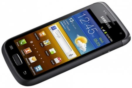 Samsung Galaxy W поступил в продажу