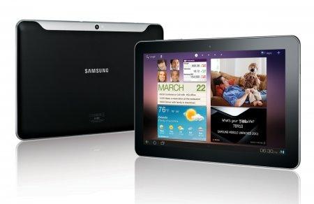 Samsung объявила о старте продаж Galaxy Tab 8.9 в России