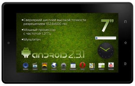 Explay представила бюджетный планшет