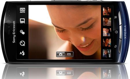 Три новых смартфона Sony Ericsson Xperia
